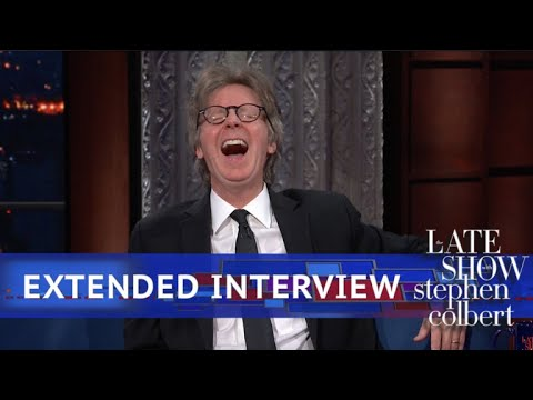 Stephen Colbert vs. Dana Carvey's Complete Interview On Late Show