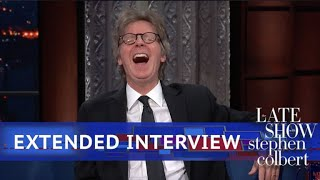 Dana Carvey: Full Unedited Interview With Stephen Colbert thumbnail