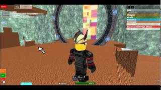 Roblox Stargate Atlantis (Created by Superkid017)