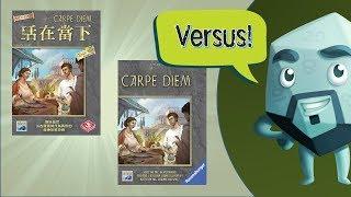 Carpe Diem Comparison - with Zee Garcia