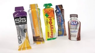Should I Use Carbohydrate Gels to run a Marathon?