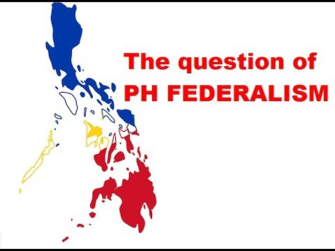 Episode 10: The question of Philippine federalism (Part 1)