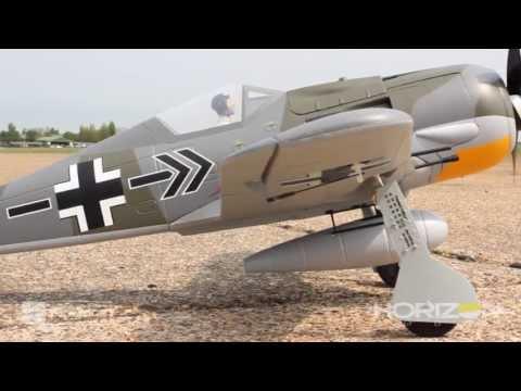 Focke-Wulf FW-190A-8 BNF Basic by ParkZone