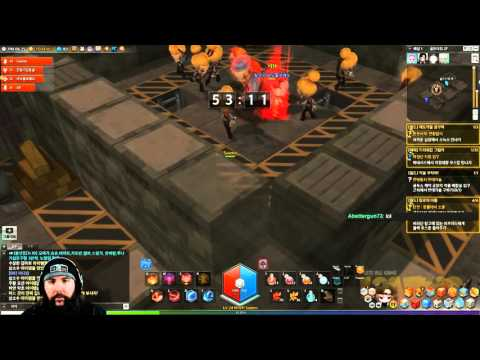 MapleStory 2 – Dungeon Gameplay