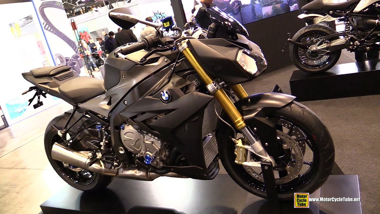 2015 Bmw S1000r Customized By Rizoma Walkaround 2014