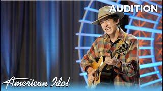Wyatt Pike: Utah Street Busker Get His Best Tip Yet On American Idol!