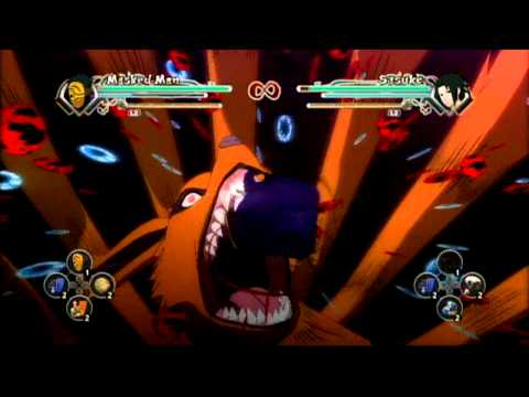 Naruto Shippuden: Ultimate Ninja Storm Generations - All NEW Ultimate Jutsus |