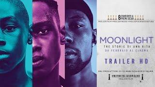 Video MOONLIGHT - Vincitore di 3 premi Oscar® - Trailer Ufficiale Italiano download MP3, 3GP, MP4, WEBM, AVI, FLV Juli 2018