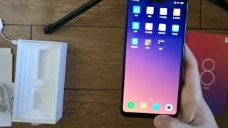 Xiaomi Mi 8 Lite 4G Smartphone Unboxing  6.26 inch Phablet  - Review Price