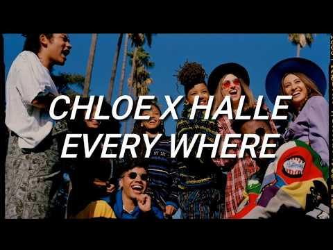 chloe-x-halle---everywhere-(lyrics)