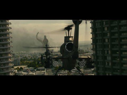'Shin Godzilla' (2016) Official Trailer streaming vf
