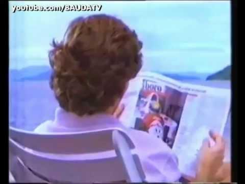 Ayrton Senna Comercial Banco Nacional (1991)