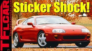 Would You Pay $500,000 For A Classic Toyota Supra? | What Car or Truck Should I Buy Ep. 10 thumbnail