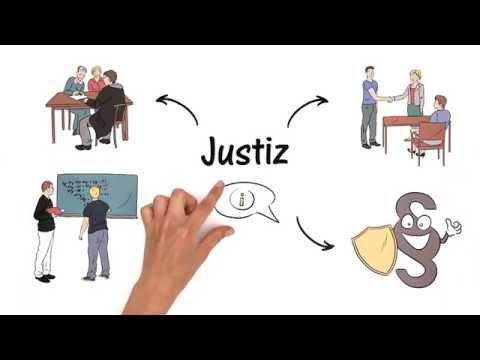 Justiz -  was ist das eigentlich? - Bayern
