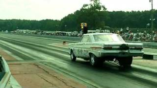 A/FX 1964 Comet at U.S. 13 Dragway.