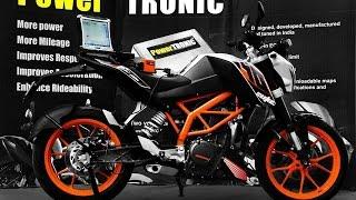 Race dynamics PowerTRONIC Piggyback series (CBR/Duke/RC) - User Review