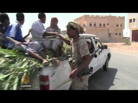 Yemen army responds to al-Qaeda attacks