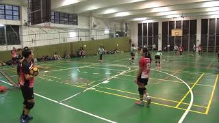 Publication Date: 2018-11-13   Video Title: 香港巧固球公開賽2018 2019(女)翔青vs教大2