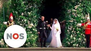 HARRY EN MEGHAN: Beleef de bruiloft in 2 minuten