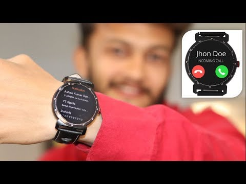 WatchOut Gen2 Smart Watch with Heart Rate, Call Feature, Notification, Health and Sports Tracker thumbnail