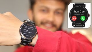 WatchOut Gen2 Smart Watch with Heart Rate, Call Feature, Notification, Health and Sports Tracker