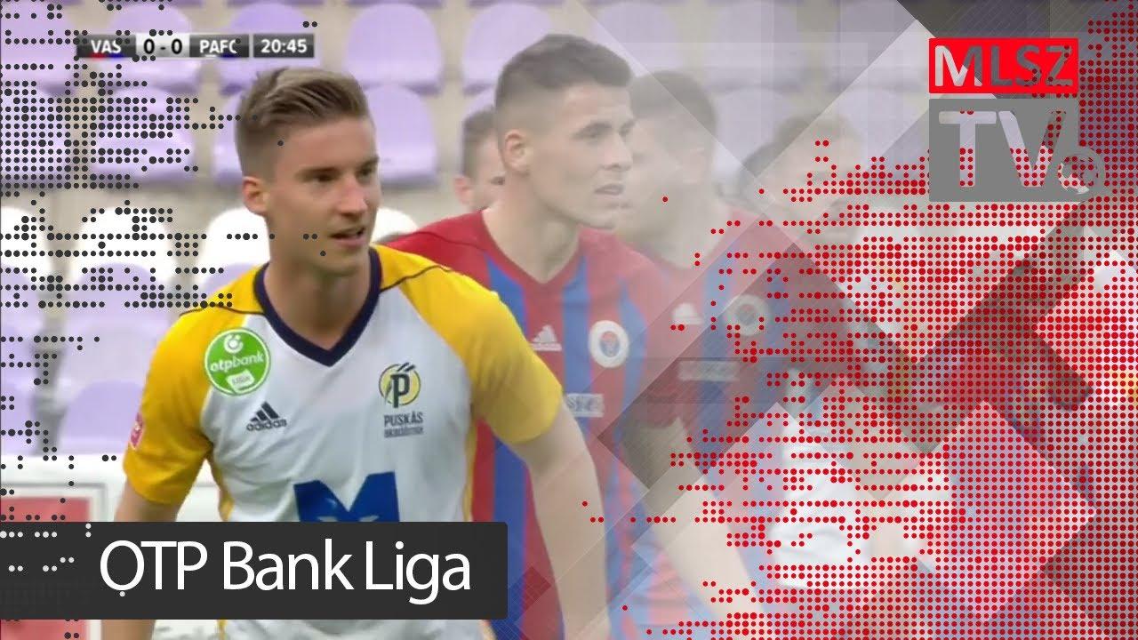 Vasas FC - Puskás Akadémia FC | 1-2 (0-1) | OTP Bank Liga | 25. forduló | 2017/2018 | MLSZTV
