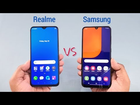 Realme XT Vs Samsung A50s SpeedTest & Camera Comparison
