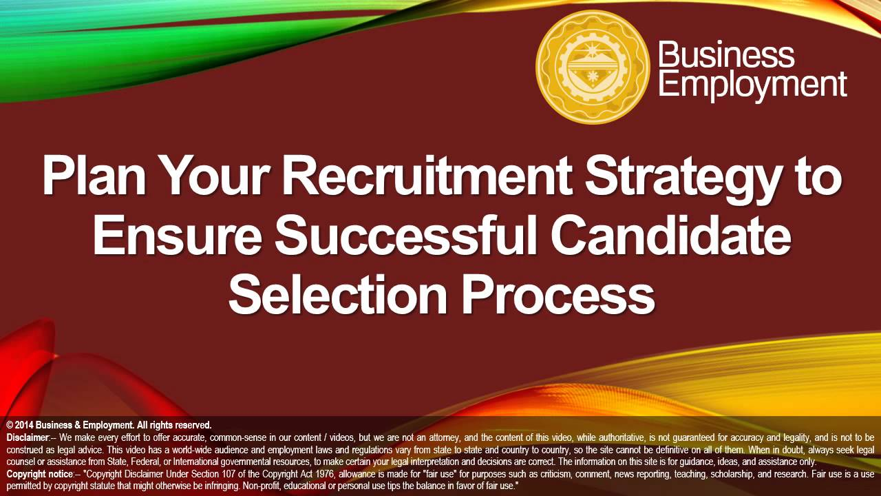 "recruitment selection strategies ccc Community college retention and recruitment of ""at-risk"" students  colleges that have had recent success in employing such retention and recruitment strategies ."