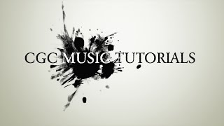 CGC Music Tutorials - Song Tutorial: I Am The Lord That Healeth Thee