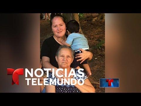 Mujer latina acusada de apuñalar a sus hijos y esposo va a corte | Noticiero | Noticias Telemundo