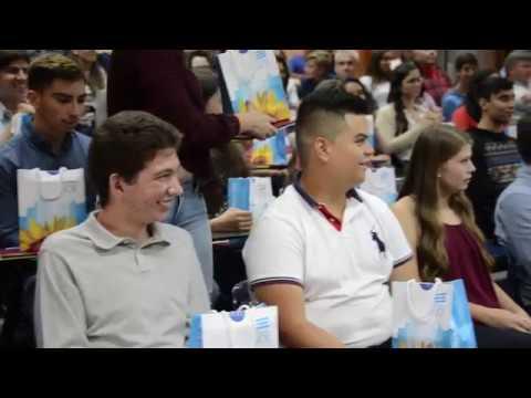 Mejores promedios UCR 2018