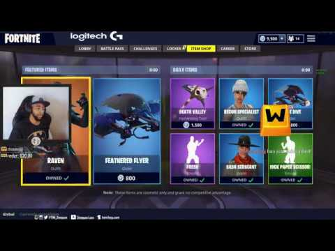 Streamers React To New Jumpshot And Triple Threat Skin! Ninja Disses Other STREAMER!!