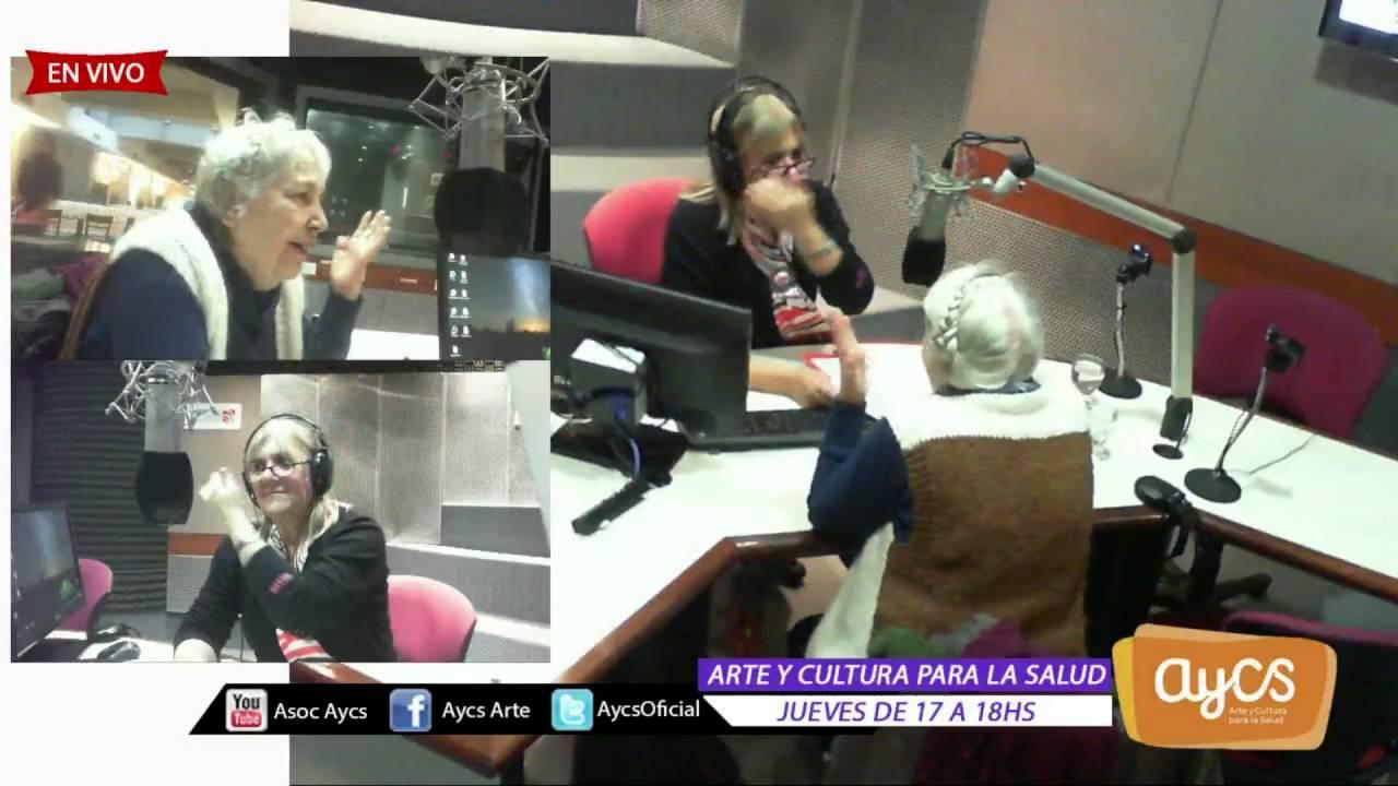 AyCS - Griselda Vazquez (1/4) - 26.05.16