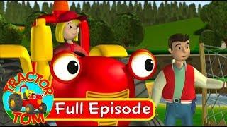 Tractor Tom | Season1 | Episode 22 - Haywire Hens | Truck Cartoon thumbnail