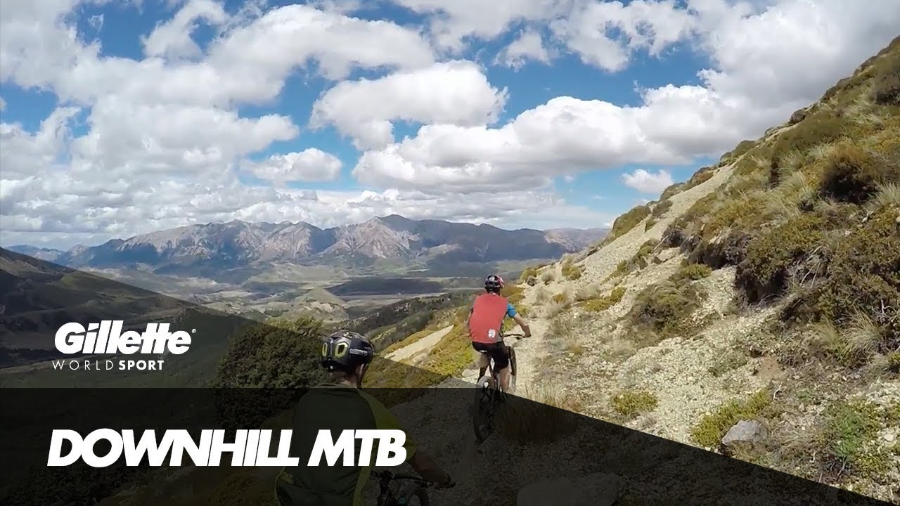 New Zealand MTB with Kieren Bennett & Sam Blenkinsop | Gillette World Sport