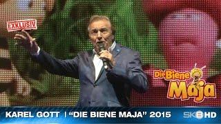 """KAREL GOTT    """"DIE BIENE MAJA"""" LIVE 2015"""