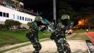ZoMAF - Zeal of Malaysian Armed Force 2012 | IIUM 28th Convocation Fiesta