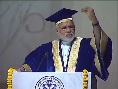 PM Narendra Modi addresses Convocation of  AIIMS (Full Speech)