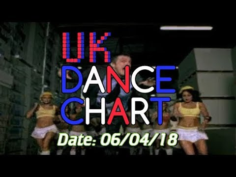 UK TOP 40 - DANCE SINGLES CHART + ALBUM CHART (06/04/2018)