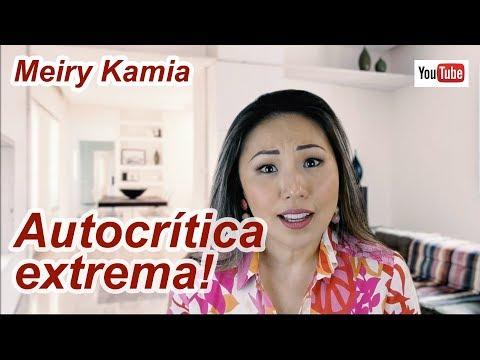Sou extremamente crítica com minha imagem! Canal Interativo 123 Meiry Kamia