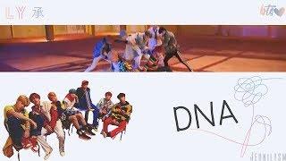 Video [MVer] BTS (방탄소년단) - DNA [Lyrics Han|Rom|Eng Color Coded] download MP3, 3GP, MP4, WEBM, AVI, FLV April 2018