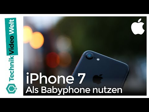 IPhone 7 Als Babyphone Verwenden