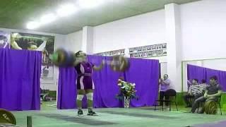 Олег Фёдоров (42 года).Выступление. Чемпионат Казахстана - 26.12.2014. (ролик)