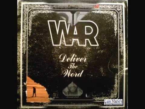 Legends of Vinyl Presents War - Gypsy Man  - 1973.wmv