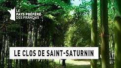 Le clos de Saint-Saturnin - Région Champagne Ardenne - Le jardin préféré des Français