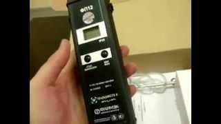 видео газоанализатор метана