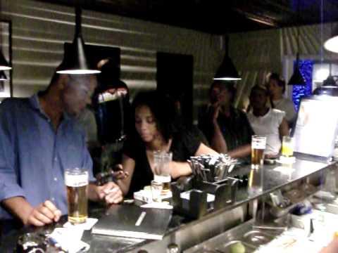 Blu bar Cape Verde live Music