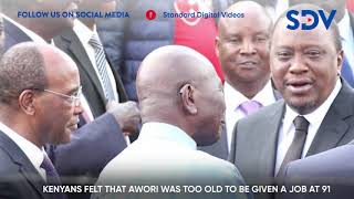 kenyans-turn-moody-over-awori-s-new-appointment-as-member-in-sports-fund-board
