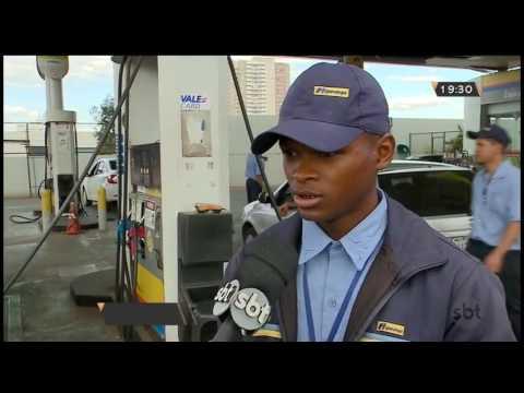 Posto de combustíveis: número de roubos aumenta no DF
