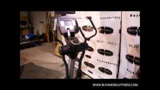 Life Fitness 95x Inspire ELLIPTICAL www.buyandsellfitness.com